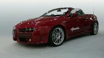 Autodelta Spider J6 3.2 C World Premier at MPH07 Show