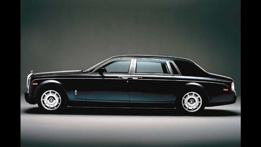 Phantom für die Oper: Rolls-Royce wächst um 25 Zentimeter