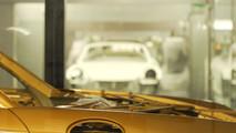 Porsche 911 Turbo S Exclusive Series montaj