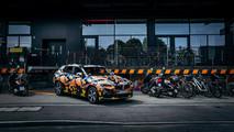 BMW X2 2018, primeras fotos oficiales camuflado
