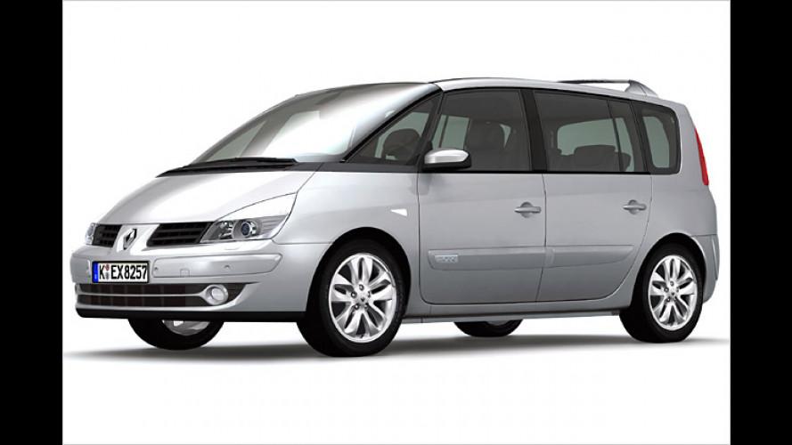 Espace-Facelift: Großer Renault mit kleinen Änderungen