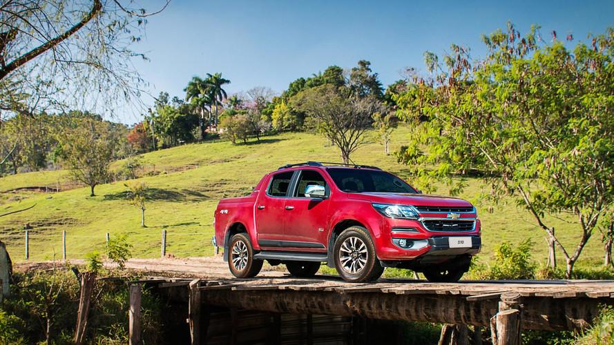 Chevrolet S10 2018 diesel fica 13% mais econômica - veja preços