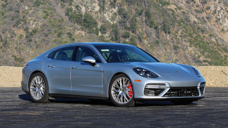 2017 Porsche Panamera Turbo Review