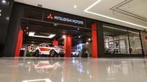 Loja conceito - Mitsubishi (JK Iguatemi)