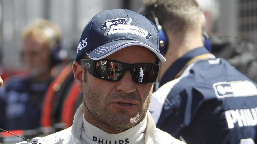 Barrichello says new Williams deal is 'natural'