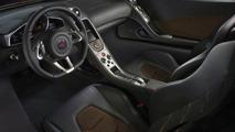 McLaren MP4-12C Interior