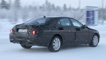 2013 Mercedes-Benz S-Class spied winter test 10.02.2011