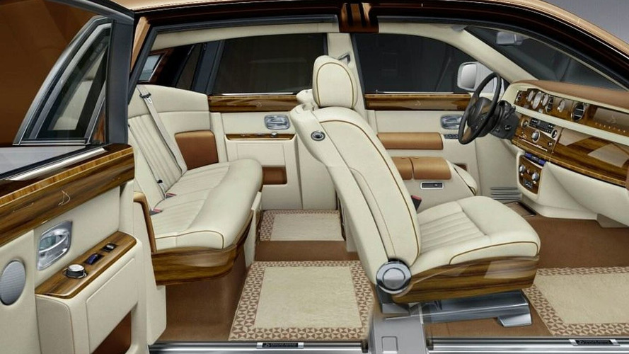 Rolls-Royce Phantom Bespoke Collection exclusively for the Middle East