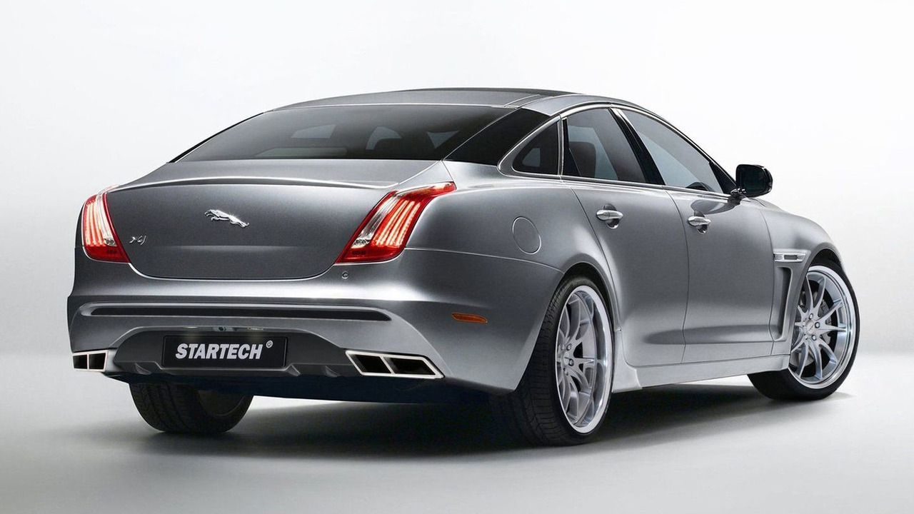 Startech Styling for New 2010 Jaguar XJ 30.03.2010