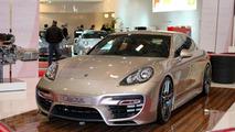 Porsche Panamera by Caractere Exclusive live in Essen 28.11.2010
