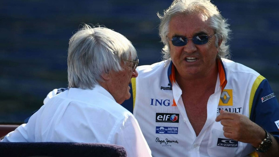 Briatore 'welcome' to return to F1 - Ecclestone