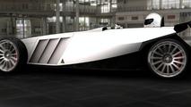 Westfield iRACER EV rendering - 1600