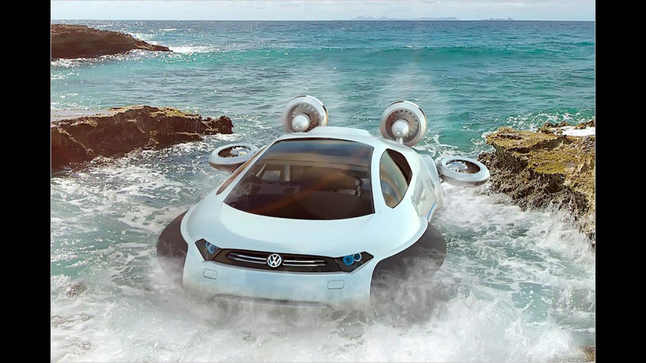 Aqua Concept Car