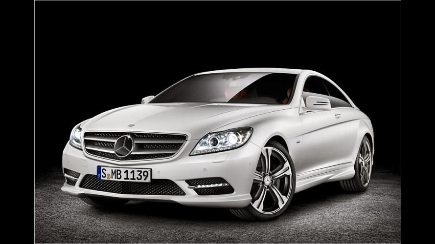 Mercedes feiert 60 Jahre S-Klasse Coupés