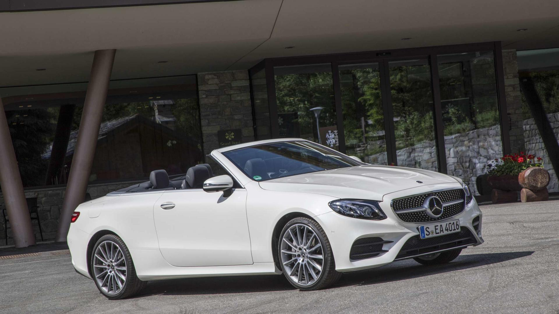 news convertible c mercedes s review quarter en class cabriolet first motion amg three drive front benz in