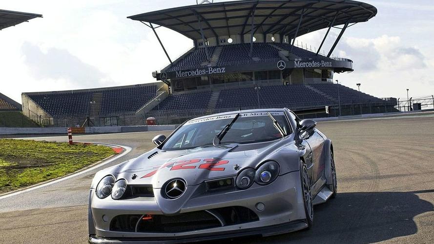 RENNtech Mercedes SLR McLaren 722GT Race Series Details Emerge