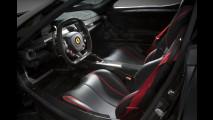 Ferrari LaFerrari Nero DS Opaco