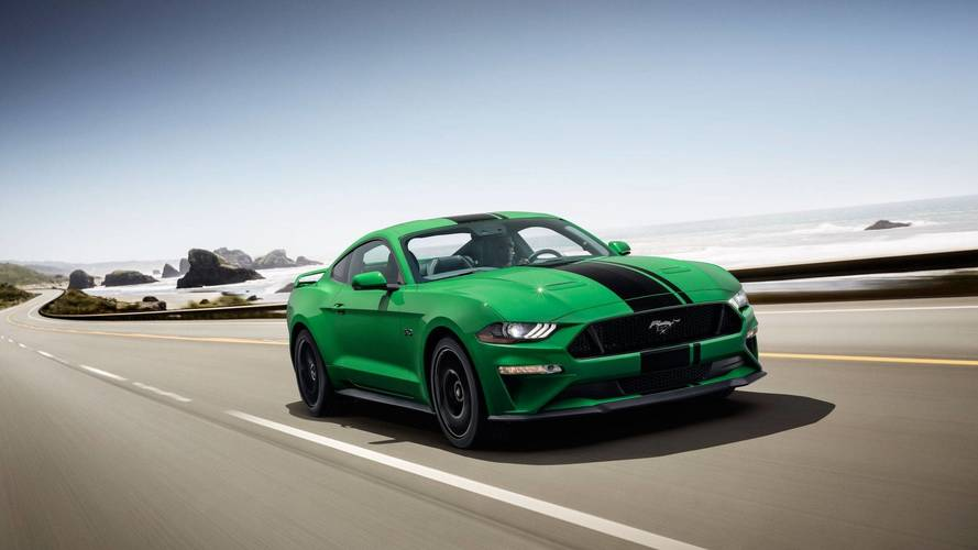 Mustang Smash! Pony Car Hulks Out With New Green Color Option