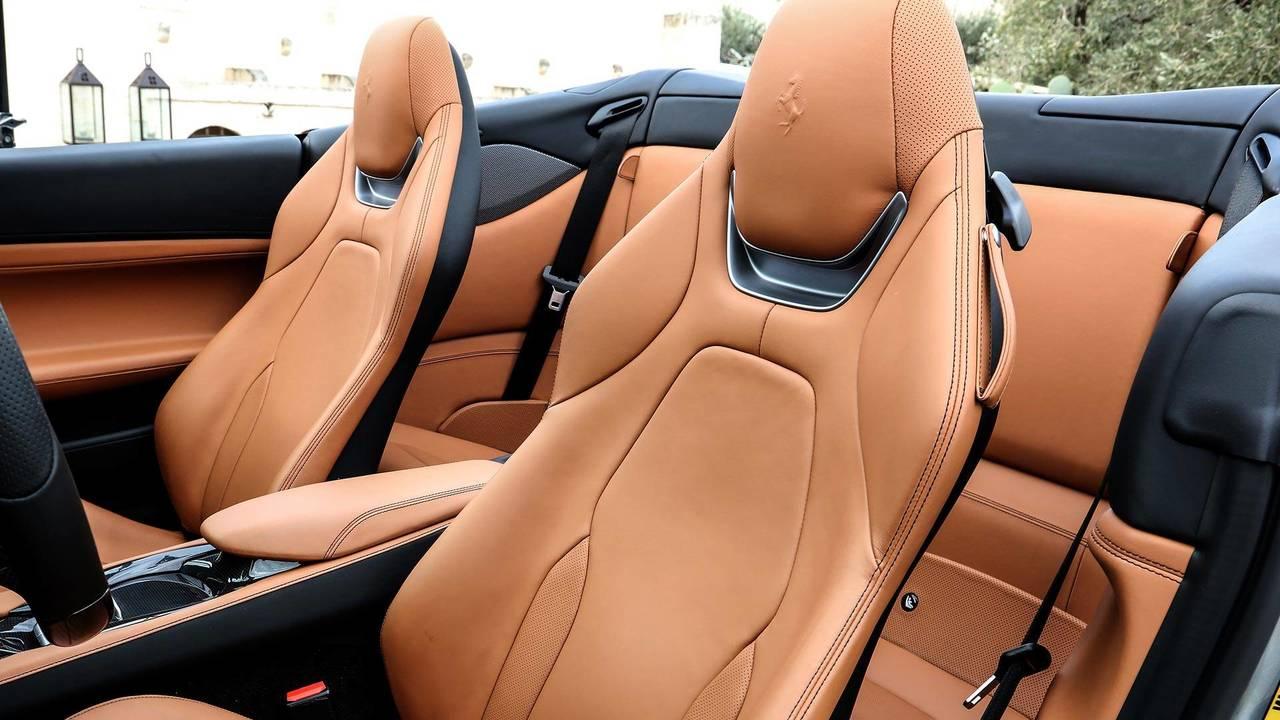 Foldable Rear Seat Back Rest - $1,687