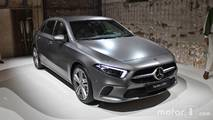 2018 Mercedes A-Serisi sunum