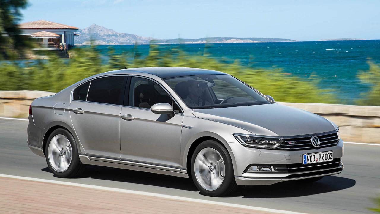 2015: Volkswagen Passat
