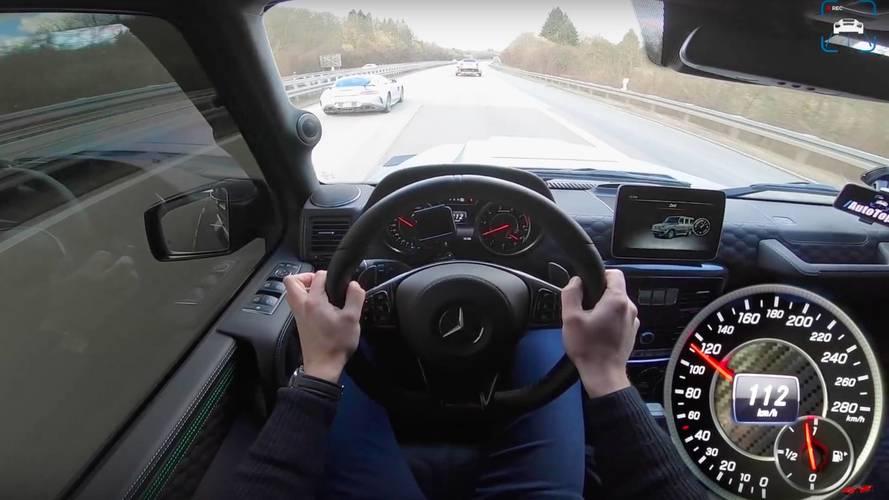 Mercedes-AMG G 63 de 1.000 CV vs. Mercedes-AMG GT R: ¿cuál gana?