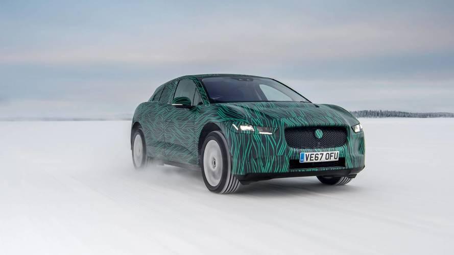 Jaguar I-Pace'in lansman tarihi açıklandı