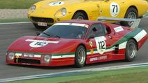 Ferrari 512 BB LM and Ferrari 275 GTB