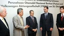 Volkswagen AG and Proton Agree Long-Term Strategic Partnership