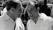 Rudolf Uhlenhaut with Stirling Moss