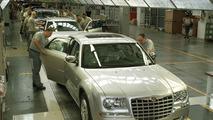 European Production of Chrysler 300C