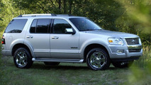 2006 Ford Explorer and Mercury Mountaineer Crash Test Ratings