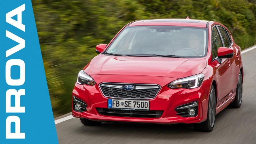 Nuova Subaru Impreza, cambio di DNA