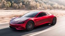 Tesla Roadster, elettrica al top con prezzi da supercar
