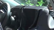 2016 Mercedes-Benz E-Class screenshot from spy video