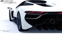 PSC Motors SP-200 SIN
