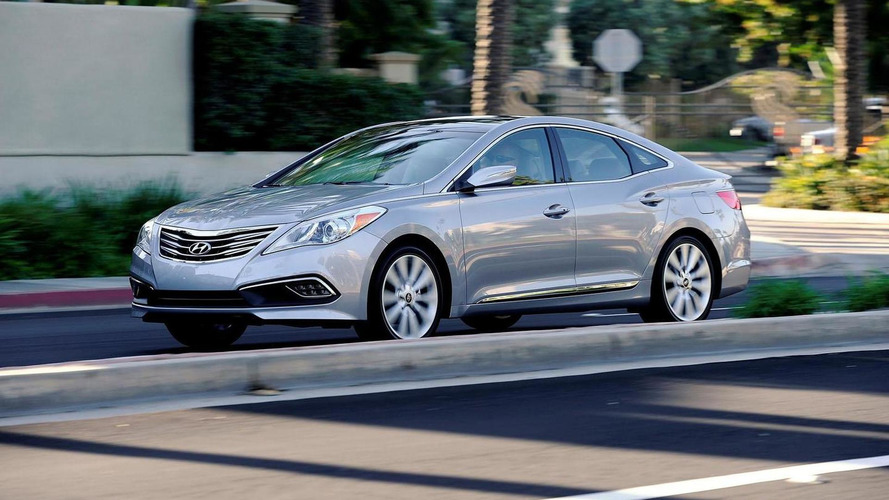 Hyundai Officially Kills Azera Sedan In The U.S.