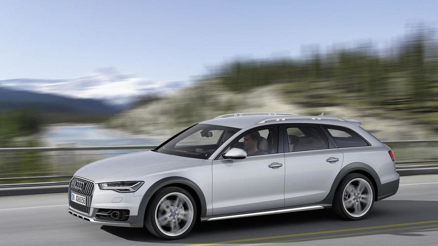 Audi reportedly planning an Allroad onslaught