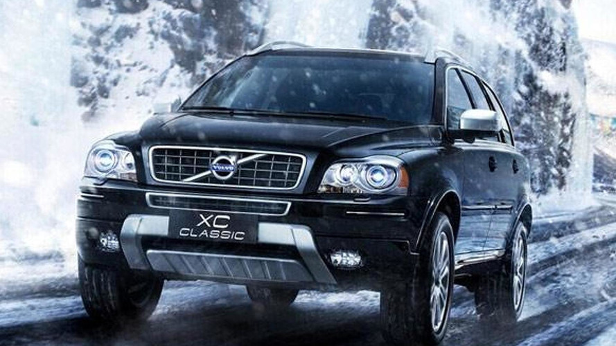 First generation Volvo XC90 to live on in China as XC Classic