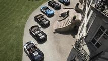 Bugatti Veyron Legends Editions