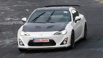 2015 Toyota GT 86 spy photo