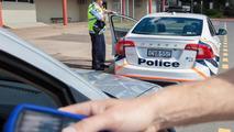Avustralya polisine ait Polestar imzalı Volvo S60