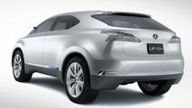 Lexus LF-Xh Concept