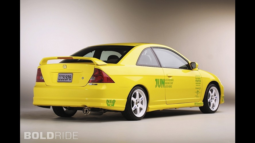Honda JUN Civic Coupe Concept