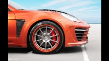 TopCar Porsche Panamera Stingray GTR Orange