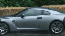 Nissan GT-R atGoodwood  Festival of Speed