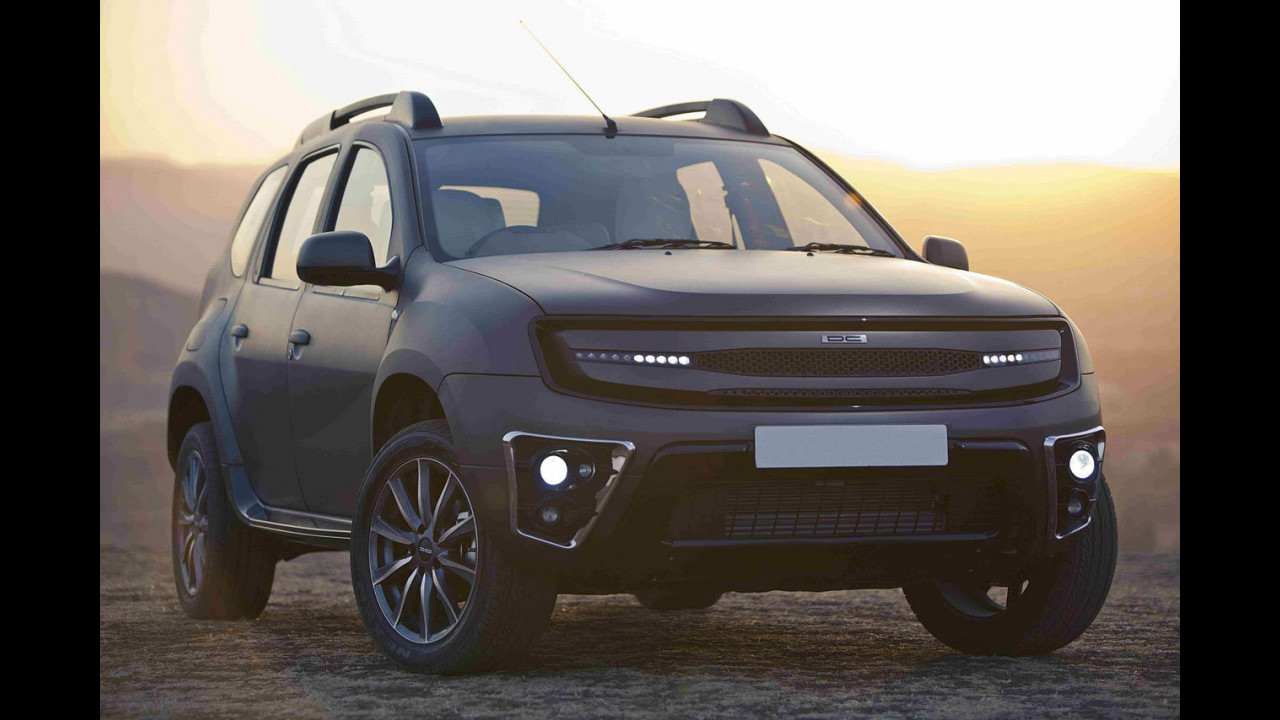 Dacia Duster DC Design