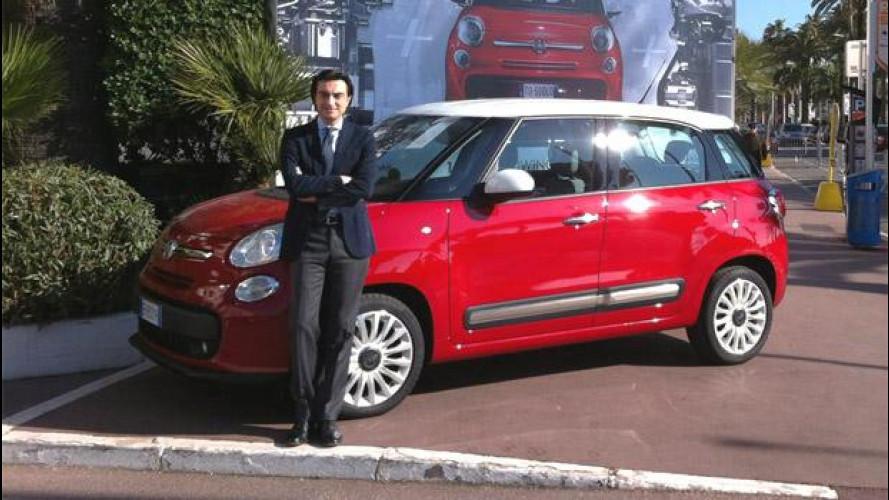 Una Fiat a 3 posti lunga 3 metri? Possibile, ma