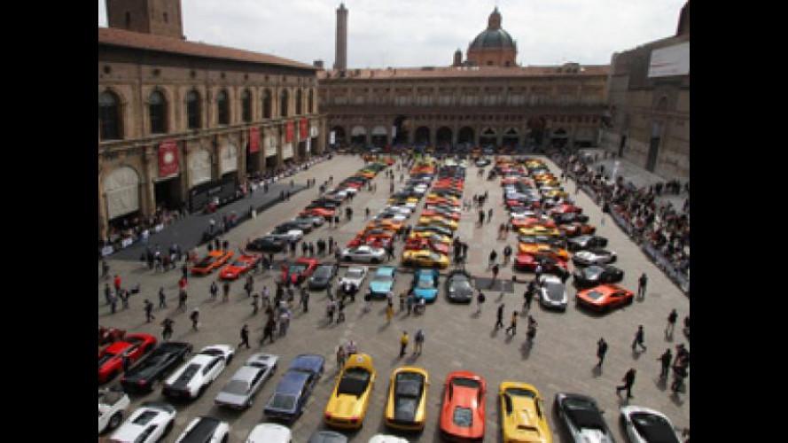 Lamborghini Tour, le foto più belle