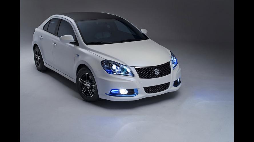 Suzuki Kizashi Concept EcoCharge